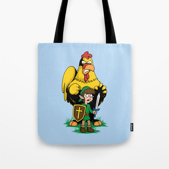 The Legend of Ernie (light background) Tote Bag