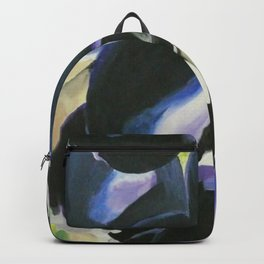 Grape Hyacinth Painting Backpack