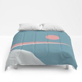Sunset at Newton Comforters