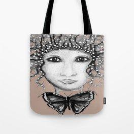 THE SCANDINAVIAN WOMAN  / ORIGINAL DANISH DESIGN bykazandholly  Tote Bag