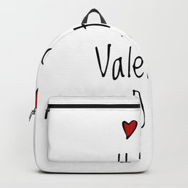 Happy Valentine's Day Backpack