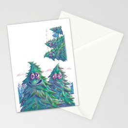 Pine is Fine Stationery Cards