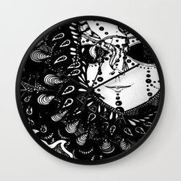 Light Traveller  Wall Clock