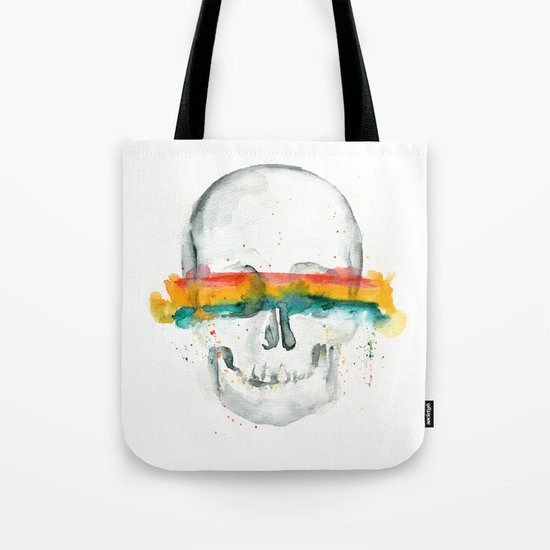 The Anonymity of Existence Tote Bag