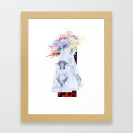 Enchantress & Disciple Framed Art Print