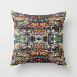 UNTITLED ⁜ ALIGNED #1519 Throw Pillow