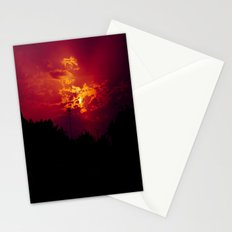 """""""With each sunrise, we start anew"""" Stationery Cards"""