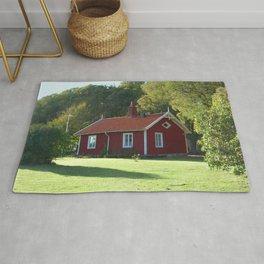 Swedish Cottage  Rug