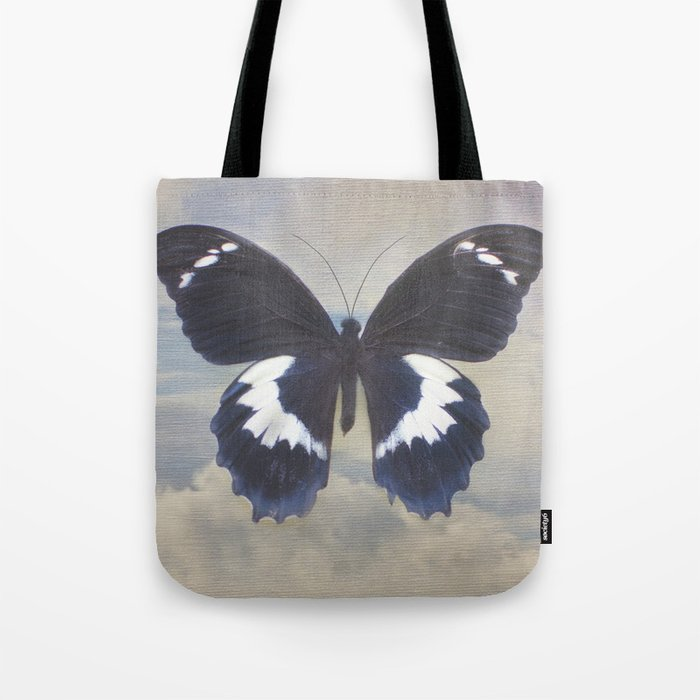 Butterfly Sky Tote Bag