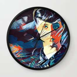 Did You Test Yourself Wall Clock