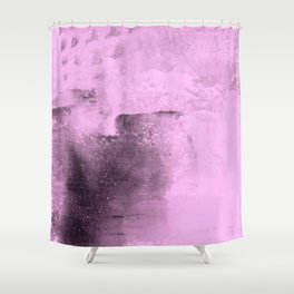 ...just a shade of rose Shower Curtain