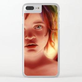 Denalli Clear iPhone Case