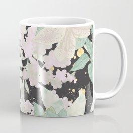 Mirror Flowers Coffee Mug