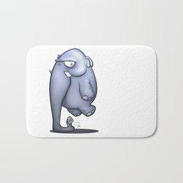 My Digital Zoo - Elephant Bath Mat