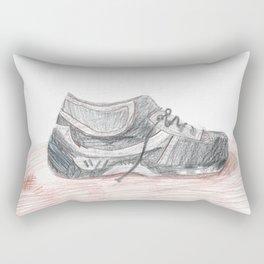 Old Boot Rectangular Pillow