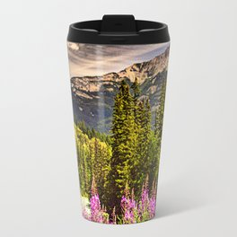 Glorious Fireweed Travel Mug