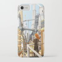sansa stark iPhone & iPod Cases featuring Stark by Rafapasta