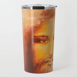 Beautiful Jesus Travel Mug