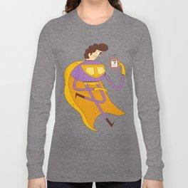 Man of Tea Long Sleeve T-shirt