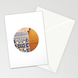 #255 — Deep in the Medina — Marrakesh Stationery Cards