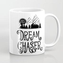 Dream Chaser, Mountain Adventure Coffee Mug