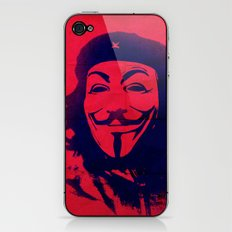 Expect Che iPhone & iPod Skin