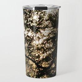 Wood World Travel Mug