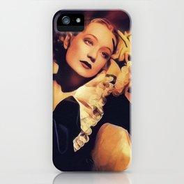 Miriam Hopkins, Actress iPhone Case