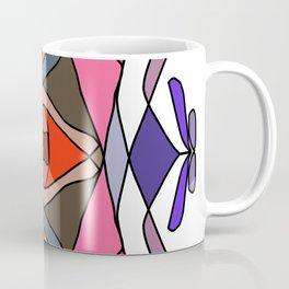 Abstract Tribal vintage ethnic Coffee Mug