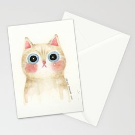 Cognac the Cat Stationery Cards