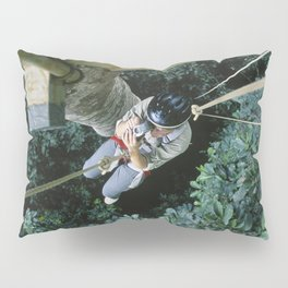Almost Killed my Wife in Costa Rican Jungles Pillow Sham