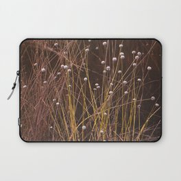 Silver buttons Laptop Sleeve
