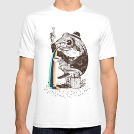 Strange Frog T-shirt