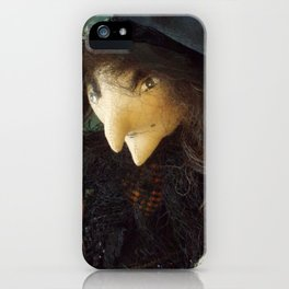 Agatha Witherspoon iPhone Case