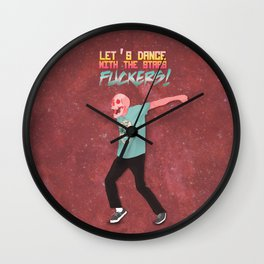 Let's dance with the stars Wall Clock