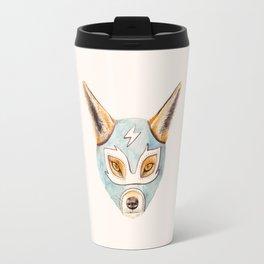 Andrew, the Fox Wrestler Travel Mug