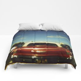 Red Car Comforters