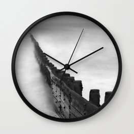Cromer, Norfolk Wall Clock