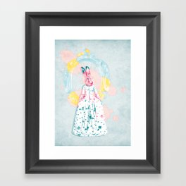Lapin Framed Art Print