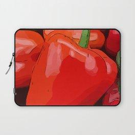 Red Bell Pepper  Laptop Sleeve