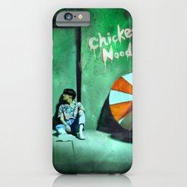 Chicken Noodle Soup iPhone Case