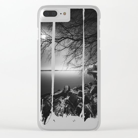 Adios Clear iPhone Case