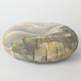 Berrenda Morning Floor Pillow