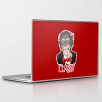 classy Laptop & iPad Skins featuring Classy by thatonedude