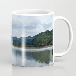 Cloud Reflections Photography Print Coffee Mug