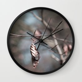 chrysalis... Wall Clock
