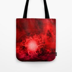 Wall of Space II Tote Bag