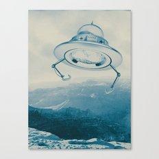 UFO III Canvas Print
