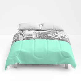 Liquid Sea Comforters