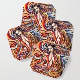 Phoenix Goddess Rising Coaster
